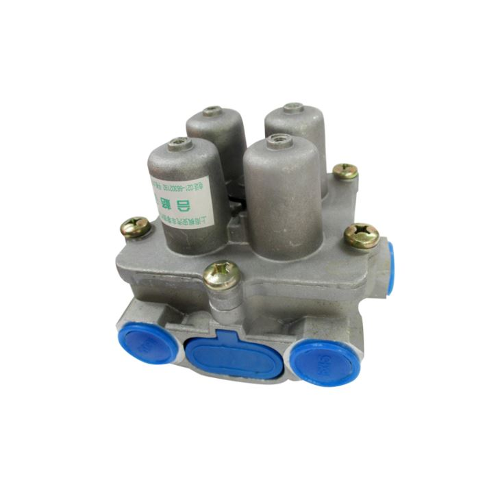 Shacman Four Circuit Protection Valve