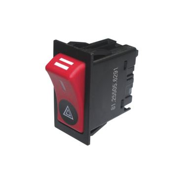 Shacman Critical Alarm Rocker Switch