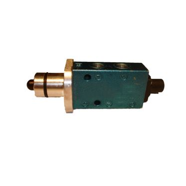 Shacman Double H Valve